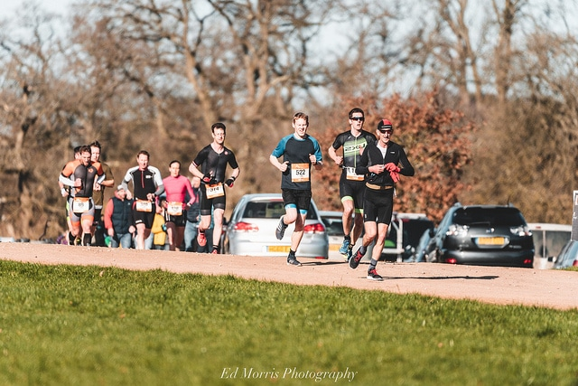 Wildflower Duathlon at the National Botanic Garden of Wales