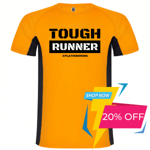 Tough Runner Go Fast T-Shirt