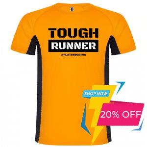 Tough Runner Go Fast T-Shirt