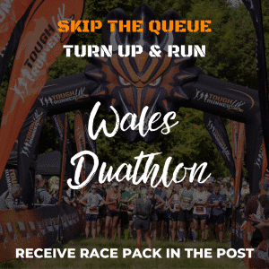 Wales Duathlon – Skip The Queue – Race Number Via Post