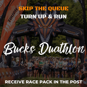 Buckinghamshire Duathlon – Skip The Queue – Race Number Via Post