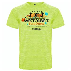 Westonbirt Duathlon T-Shirt
