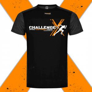 Challenge X Black i-tech T-Shirt