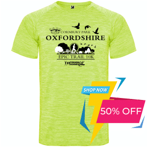 Oxfordshire Epic Trail 10K T-Shirt