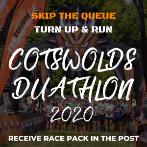 Cotswolds Duathlon – Skip The Queue – Race Number Via Post