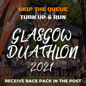 Glasgow Duathlon – Skip The Queue – Race Number Via Post