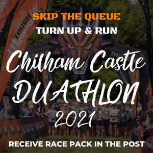 Chilham Castle Duathlon – Skip The Queue – Race Number Via Post