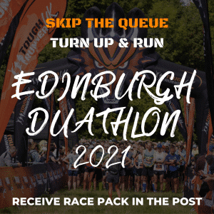 Edinburgh Duathlon – Skip The Queue – Race Number Via Post