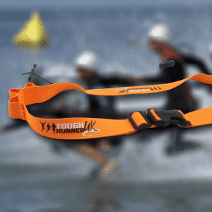 Tough Runner UK Official Orange Tri Belt