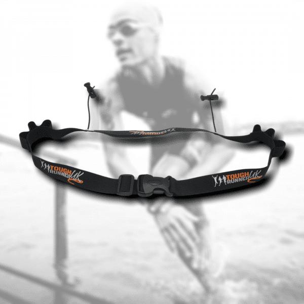 Black Tough Triathlon Belt
