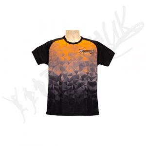 Tough Runner Sunset Running T shirt