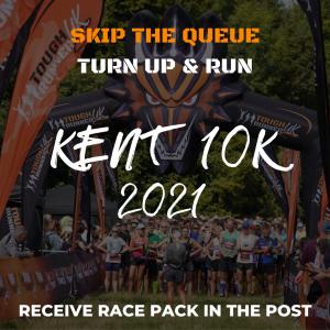 Kent 10k – Skip The Queue – Race Number Via Post