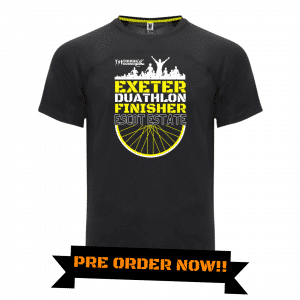 Exeter Sprint Duathlon T-Shirt