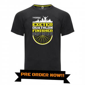 Exeter Sprint Duathlon T-Shirt