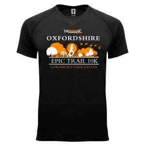 Oxfordshire Epic 10K T-Shirt