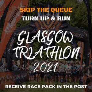 Glasgow Triathlon – Skip The Queue – Race Number Via Post