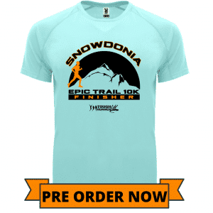 Snowdonia 10k T-shirt