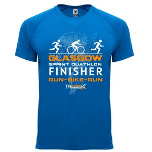 Glasgow Duathlon T-shirt
