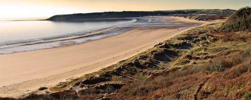 Oxwich-Bay-Campsite-Review-Gower-Peninsula-Swansea-Wales